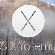 Apple Mac OS X Upgrade Yosemite